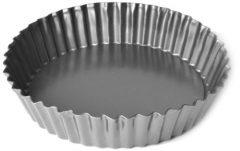 MDC Housewares Chloe's Kitchen 203-160 10-Inch Deep Quiche Removable Bottom