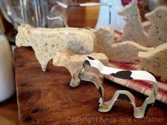 Animal Crackers  (raw, vegan, gluten-free)