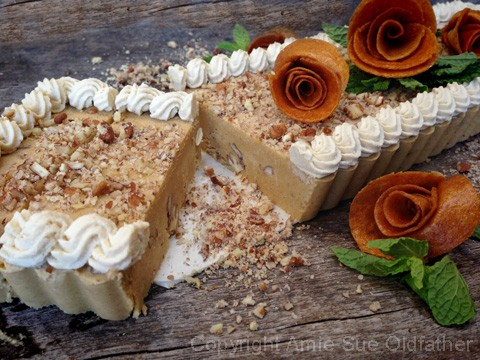 Pecan-Peach-and-Caramel-Ginger-Ice-Cream-Tart21