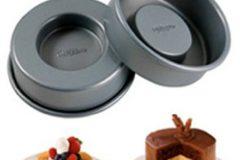 Pans forms molds nouveau rawnouveau raw for Norpro canape bread mold set