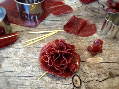 How To Make Fruit Leather Flowersnouveau Raw | Short ...