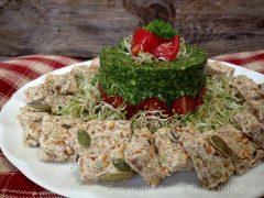 Cilantro and Spinach Cashew Pesto (raw, vegan, gluten-free)