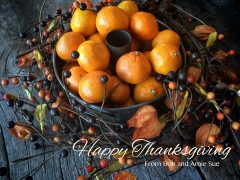 """Happy Thanksgiving and a """"New"""" Recipe Round Up"""