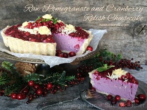 Raw-Pomegranate-and-Cranberry-Relish-Cheesecake22