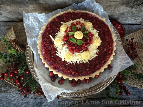 Raw-Pomegranate-and-Cranberry-Relish-Cheesecake55