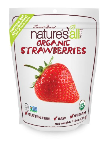 Nature S All Freeze Dried Strawberries