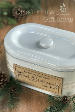 Raw Food Gift Ideas