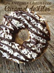 Caramel deLights (raw, vegan, gluten-free)