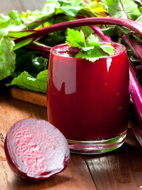 How to make Beetroot Juice for Dye
