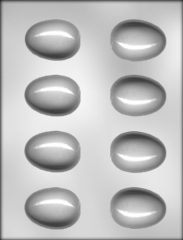 CK Products 2-1/2-Inch Plain Egg Chocolate Mold