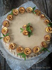 Cashew Cinnamon Maple Frosting (raw, vegan, gluten-free)