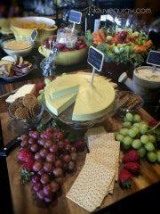 Sunflower Cheese Wheel (raw, vegan, gluten-free, nut-free)