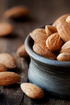 (FREE) Almonds, Soaking and Drying