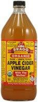 Bragg Apple Cider Vinegar Organic Raw — 32 fl oz