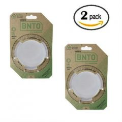 Cuppow! BNTO Adapter – Wide Mouth Clear 2 Pack