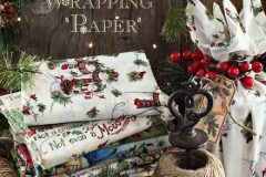 "Fabric-Gift--Wrapping--""Paper""NR1"
