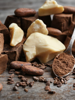 Raw Food Diet - How to melt cacao butter
