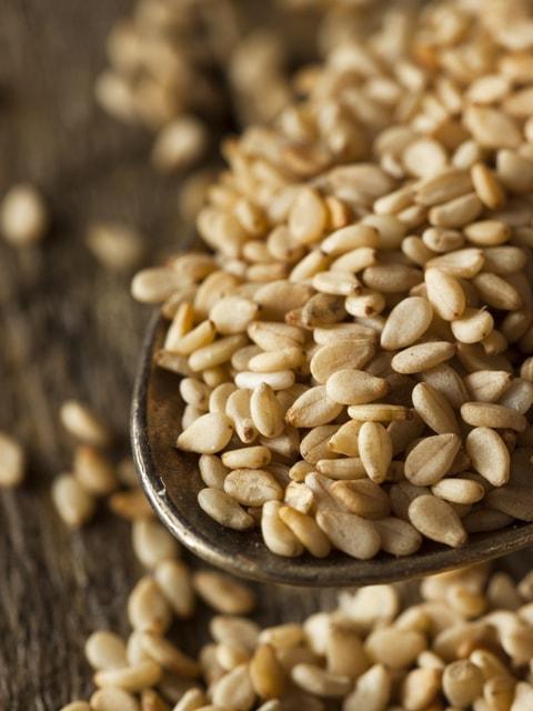 close-up-sesame-seeds
