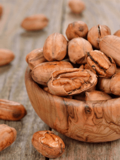 Pecans | Soaking and Drying