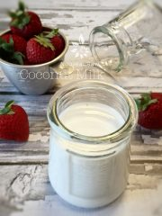 Coconut Milk (using shredded coconut)