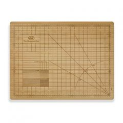 Fred and Friends THE OBSESSIVE CHEF Bamboo Cutting Board (9-inch by 12-inch)