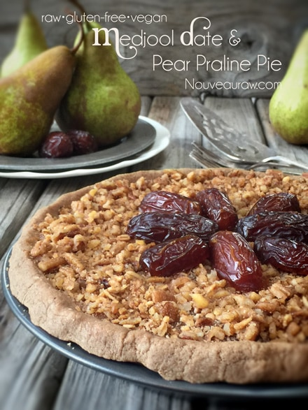 Medjool Date Pecan Pie Recipe — Dishmaps