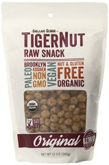 Organic Raw Tigernuts (12oz)