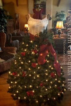 (FREE) How to Create a Dress Form Christmas Tree