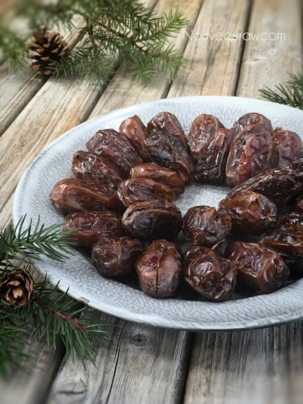 Raw, gluten-free, nut-free, vegan Caramel Ganache Taffy