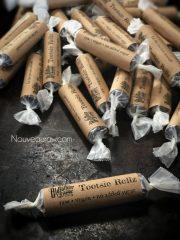 Tootsie Rollz (raw, vegan, gluten-free, nut-free)