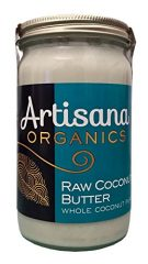 Artisana Organics, Raw Coconut Butter, 14 Ounce