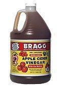 Bragg Organic Raw Apple Cider Vinegar, 128 Ounce – 1 Pack
