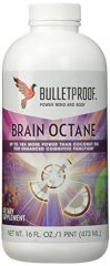 BulletProof Brain Octane Oil, 16 ounce bottle