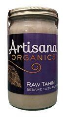 Artisana Organics Raw Tahini, 14 Ounce Jar