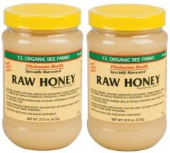Y.S. Eco Bee Farms Raw Honey – 22 oz