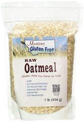Montana Gluten Free Raw Oatmeal, 1 Pound