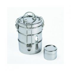 3-Tier Stainless Steel Tiffin – 1 – Container