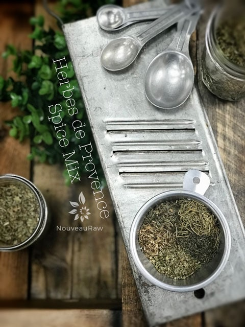 Raw Food Ingredients