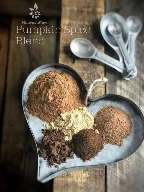 Raw Food Pumping Spice Blend