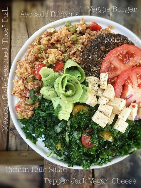 Raw Food Dishes