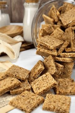 raw vegan gluten free crackers