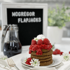 raw vegan pancakes
