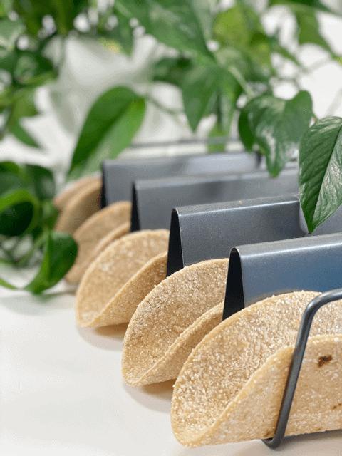 gluten-free oil-free nut-free oat tortillas