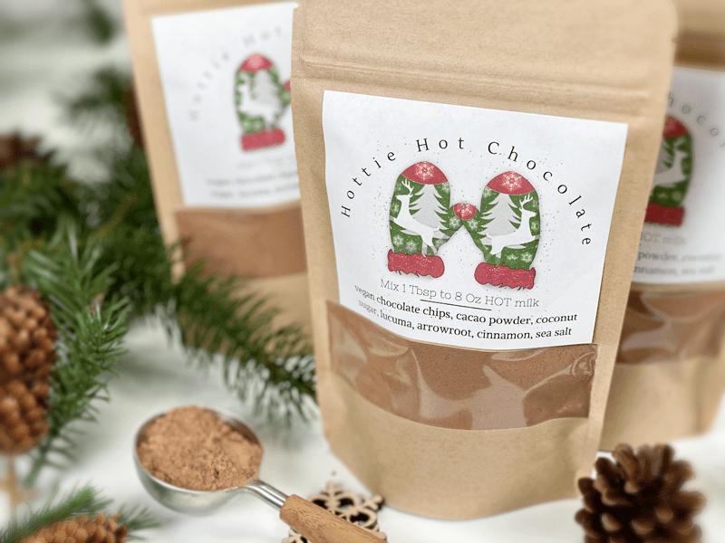 vegan hotti hot chocolate mix