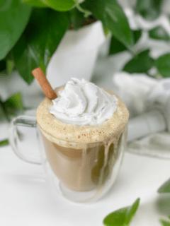 vegan molasses milk for PMS relief